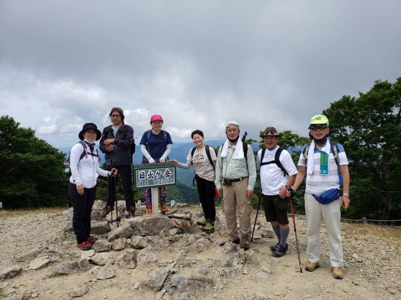 第68回 山歩きの会「大台ヶ原」 イメージ