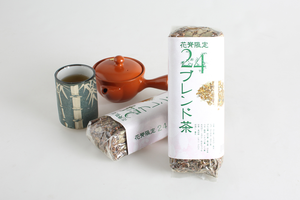 花背24種類ブレンド茶 400g